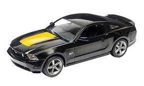 2010 Black Ford Mustang Amazon Com Greenlight 2010 Ford Mustang Gt Diecast Vehicle Black