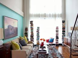 hgtv small living room ideas living room colorful clever small spaces from hgtv hgtv