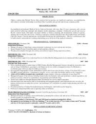 Sample Of One Page Resume by Resume Template Free Printable Examples Resumes Throughout One