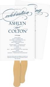 modern wedding programs shop modern wedding programs magnetstreet