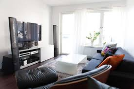 decorations cool minimalist living room home entertainment with