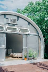 quonset hut living