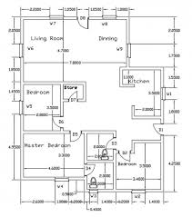 4 bedroom house blueprints remarkable cozy design 4 bedroom house designs kenya 3 simple