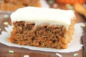 classic carrot cake amy u0027s healthy baking
