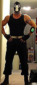 bane costume 2012 lets see your costumes camaroz28 message board