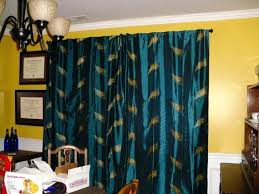 Peacock Blue Sheer Curtains Peacock Color Drapes Peacock Color Sheer Curtains Peacock Color