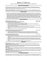 Military Job Descriptions For Resume by Crew Chief Resume Free Resume Example And Writing Download