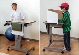 standing desks for students marvel focus desks blog