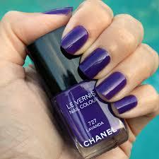 chanel summer nail polish gel nails filing