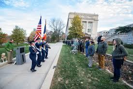 Iowa Hawkeyes Flag Honoring The University Of Iowa U0027s Veterans Iowa Now