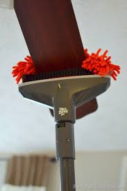 ceiling fan vacuum attachment pin by christina thefrugalhomemaker com on frugal homemaker