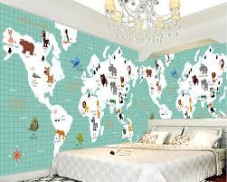 online get cheap wallpaper children map aliexpress com alibaba