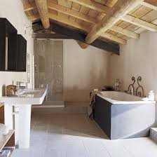 Contemporary French Interiors Bathroom French Provencal Barn House Tour Housetohomecouk