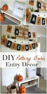 pottery barn halloween knock offs the crazy craft lady