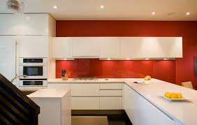 white kitchen white backsplash kitchen backsplash ideas a splattering of the most popular colors
