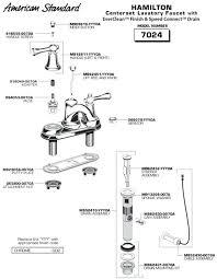 american standard kitchen faucets repair american standard cadet single handle kitchen faucet repair