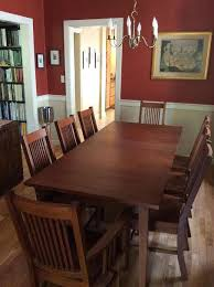 Mission Style Dining Room Tables - shaker style dining table u2013 mitventures co