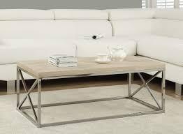 monarch specialties coffee table amazon com monarch specialties i 3208 cocktail table chrome metal