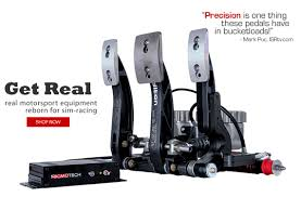ricmotech simulation racing equipment