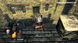 Jumping Light Dark Souls Undead Burg Hidden Jump Light Crossbow Hd Youtube