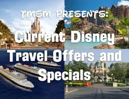disney travel specials archives the mouse