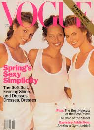 niki taylor throughout the years in vogue u2013 voguegraphy