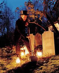 Halloween Outdoor Decorations Martha Stewart by 209 Best Halloween Cemetery Ideas Images On Pinterest