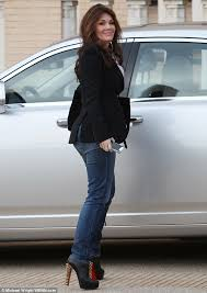 linda vanserpump hair lisa vanderpump heads to a meeting wearing killer louboutins 01 28