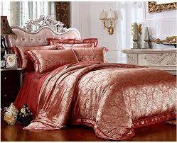 Red Gold Comforter Sets Brown And Gold Comforter Sets Home Design Ideas