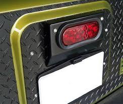 jeep jk 3rd brake light warrior 1465 third brake light autopartstoys com