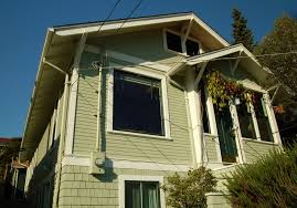 seattle fremont craftsman exterior house painting step up painting