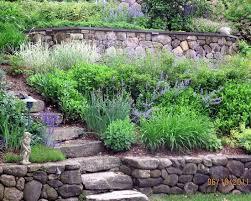 Cool Backyard Landscaping Ideas 25 Trending Sloping Garden Ideas On Pinterest Sloped Backyard