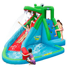target paramus hours black friday action air crocodile water slide and pool target australia
