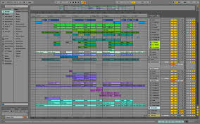 ableton template lazer style ableton template production music