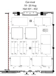 Suntec City Mall Floor Plan by Car Nival