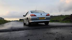 peugeot 406 coupe v6 peugeot 406 coupe v6 acceleration youtube