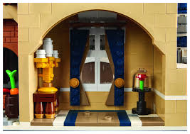 behold the magnificent lego 71040 disney castle