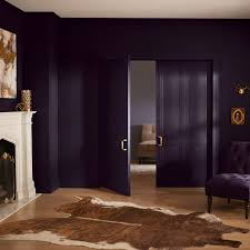Valspar Kitchen And Bath Enamel by Dark Decorative And Quietly Seductive Valspar Twilight Purple