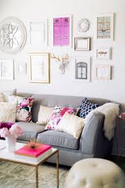 Gray Couch Decorating Ideas by