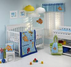 Underwater Crib Bedding Fish Are Friends At Bedtime This 4 Crib Bedding Set Brings