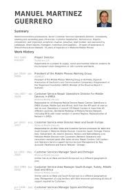 Director Resume Samples by Project Director Resume Samples Visualcv Resume Samples Database