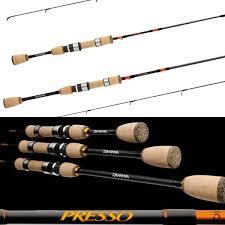 light action spinning rod lake barkley store daiwa 6 presso spinning rod ultra light power