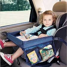 tablette de voyage pour siege auto hengsong plateau de voyage pour enfant siège de voiture poussette