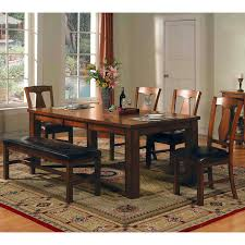 Mango Dining Table Steve Silver Mango 6 Dining Table Set Light Oak Hayneedle