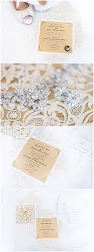 laser cut wedding programs graceful ivory shimmery laser cut wedding invitations ewws023