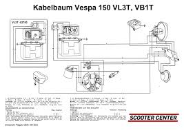 wiring loom vespa vespa 150 vl2t vl3t vb1t scooter center