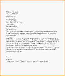 after interview letter sample job seeker thank you letter that