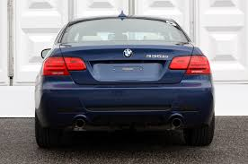 bmw 335is review bmw 335is great exhaust note