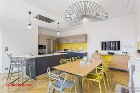 salon et cuisine salon salle a manger cuisine 50m2