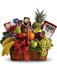 fruits and blooms basket corporate gifts delivery norristown pa plaza flowers